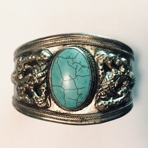 Jewelry - Relic/Ancient Looking Cuff Bracelet